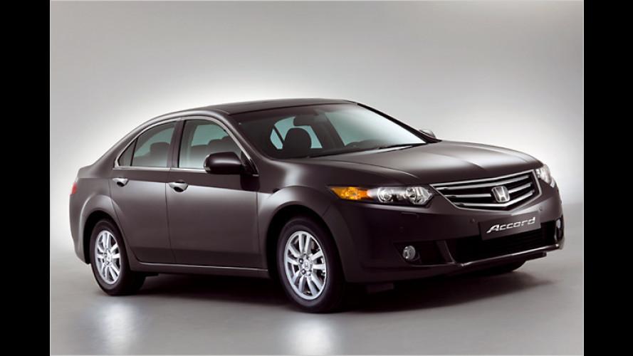 Weltpremiere auf dem Genfer Salon: Der neue Honda Accord