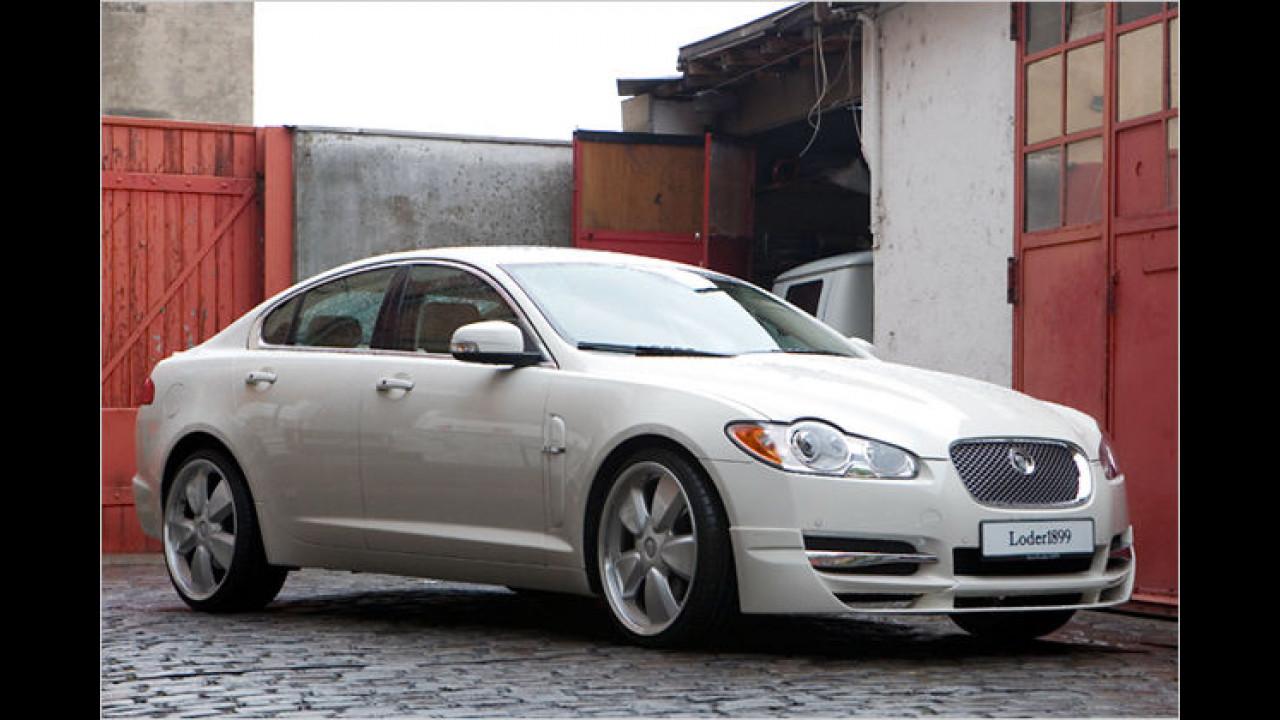 Jaguar XF von Loder1899