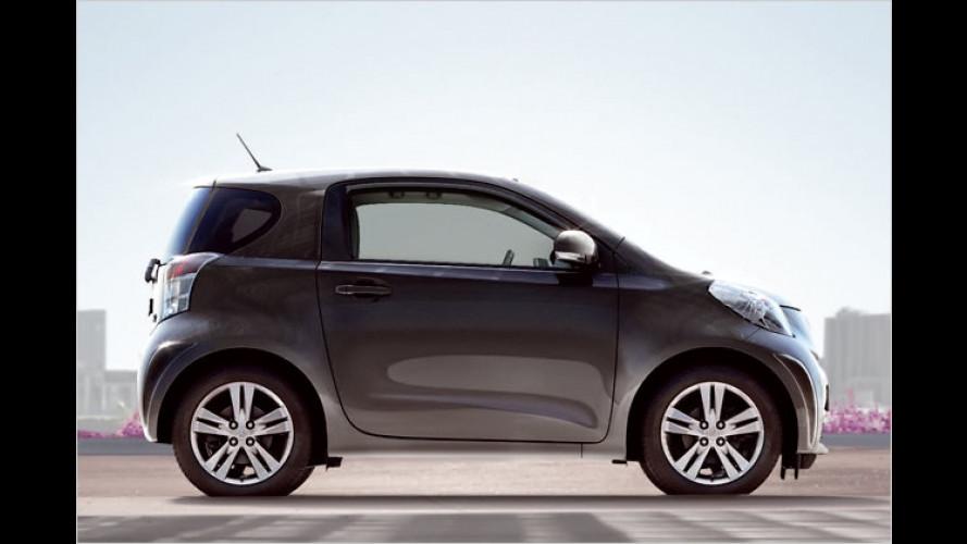 Toyota iQ: Modellüberarbeitung und günstigerer Einstieg