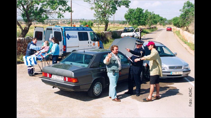 Panne oder Unfall im Ausland – Was tun?