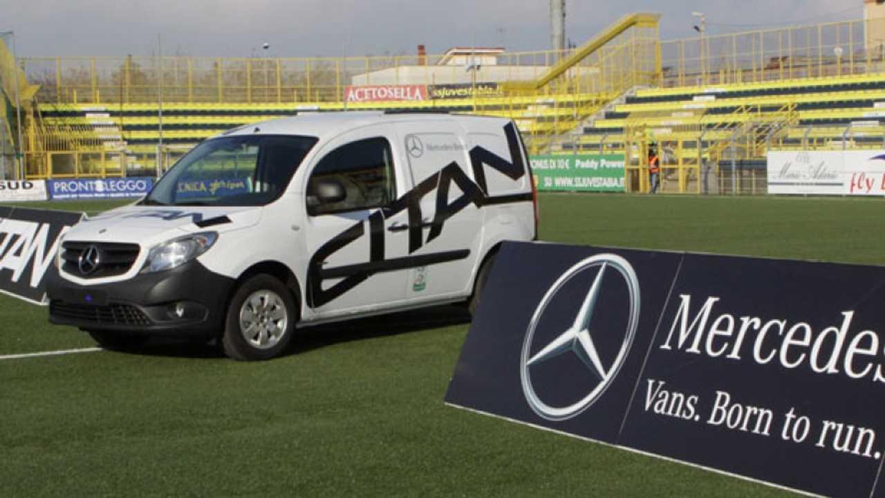 Mercedes, ecco i Citan Day