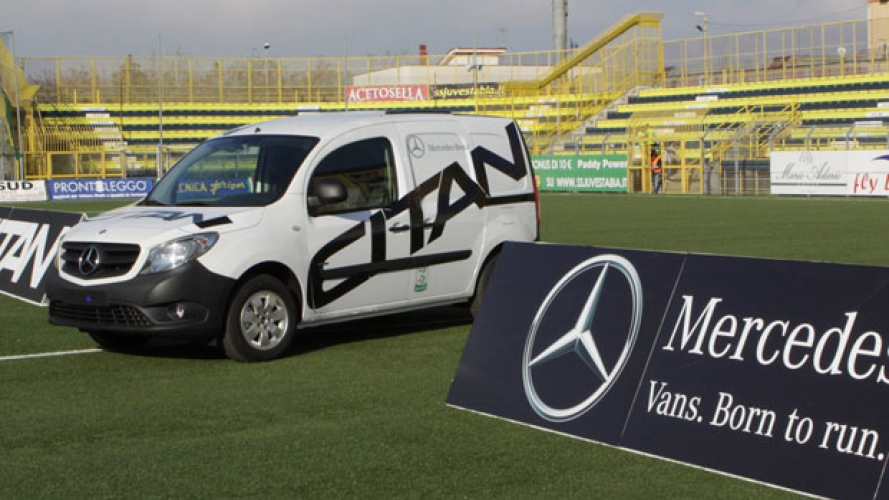 Mercedes, ecco i Citan Day