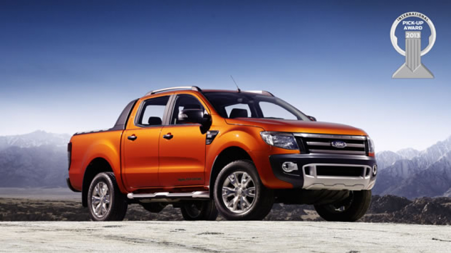 Ford Ranger, pick-up dell'anno 2013
