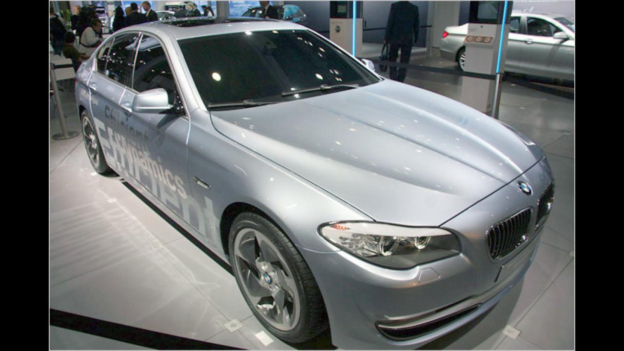 BMW Concept 5 Series ActiveHybrid