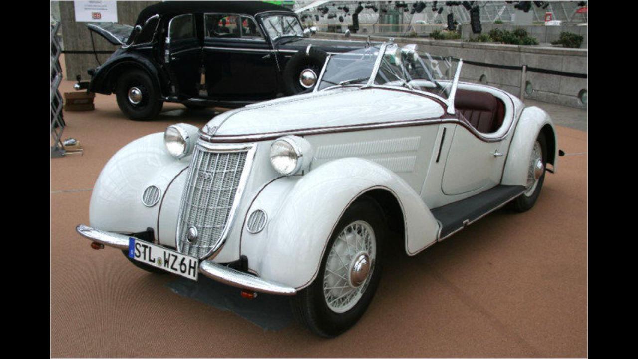 Wanderer W 25K Roadster (1936)