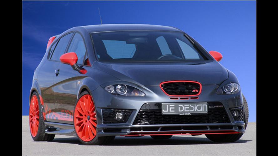 JE Design: Seat Leon Cupra R wird noch stärker