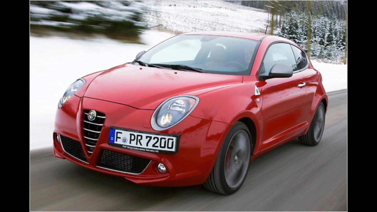 Alfa Romeo MiTo 1.4 TB 16V MultiAir QV