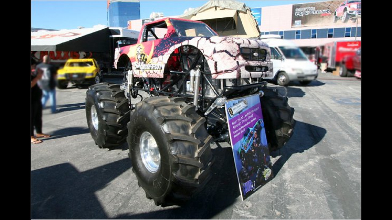 Mini-Monster-Truck
