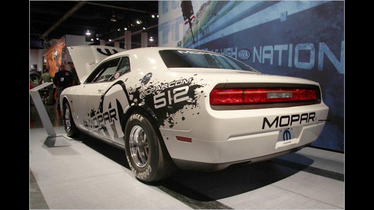 Mopar Dodge Challenger V10 Drag-Pak