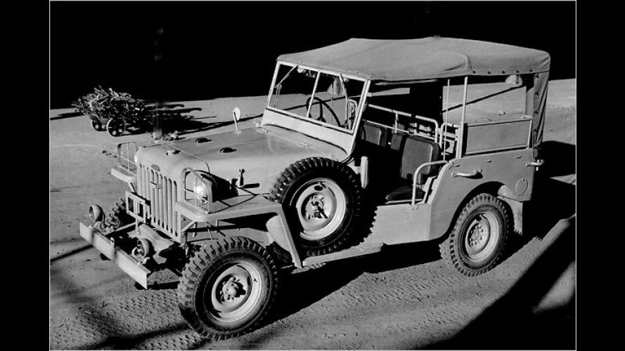 Bewegte Geschichte: 60 Jahre Toyota Land Cruiser
