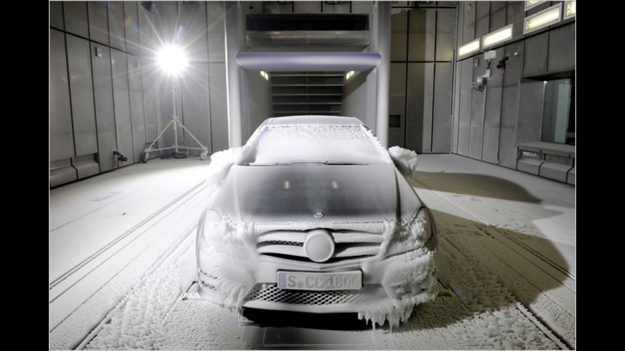 Hitze und Frost