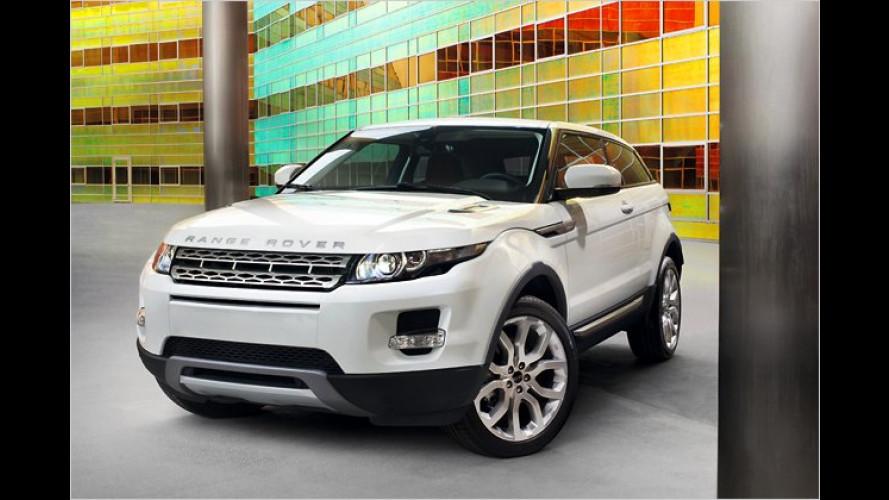 Range Rover Evoque: Die neuesten Infos zum Kompakt-SUV