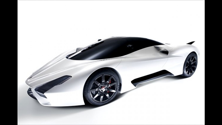 Shelby Supercars Tuatara: US-Renner mit 434 km/h Spitze