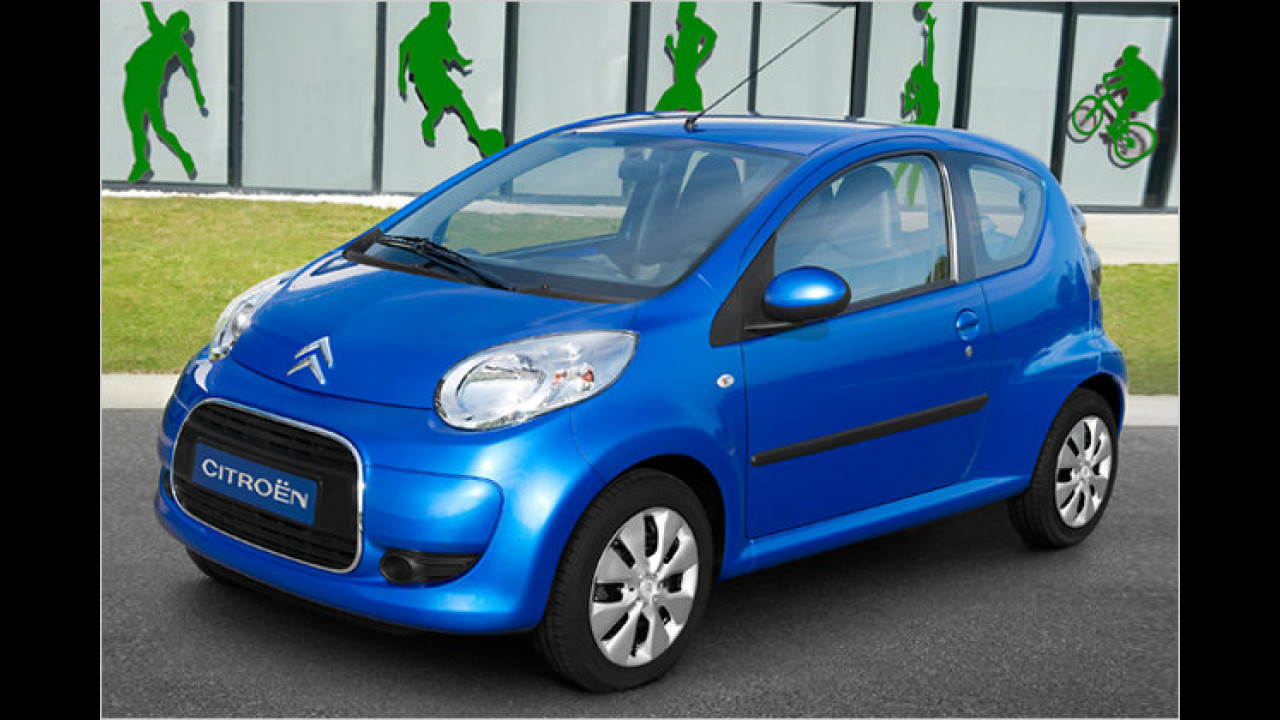 Citroen C1 1.0 Advance