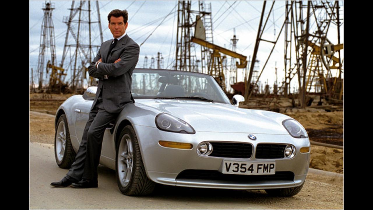 BMW Z8 (Die Welt ist nicht genug)