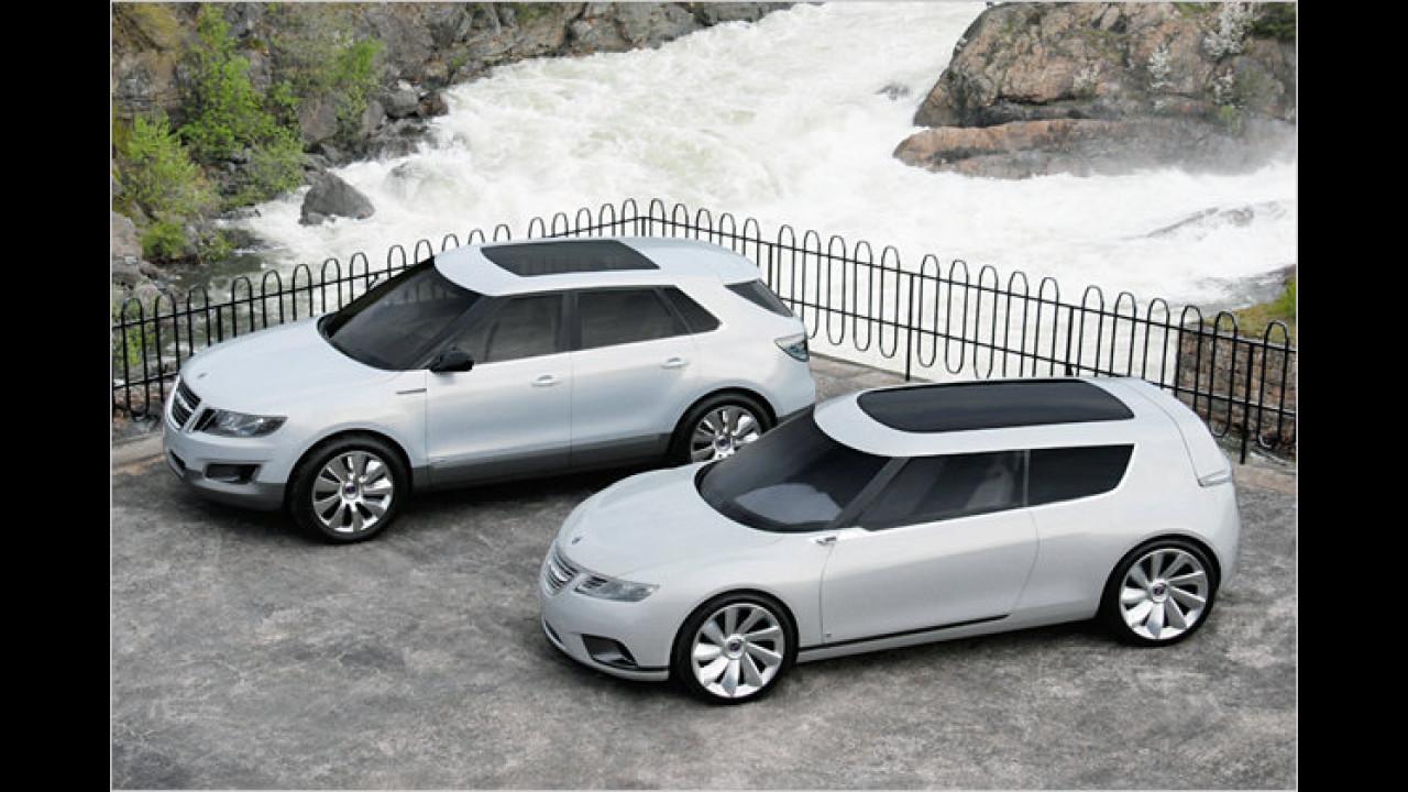 Zukunftspläne für Saab