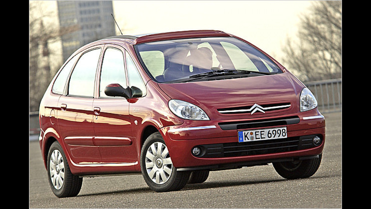 Citroën Xsara Picasso HDi 90 Confort
