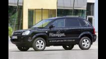 SUV jetzt mit Autogas
