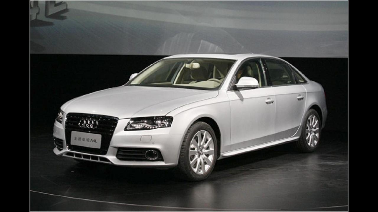 A4: Stretch-Audi