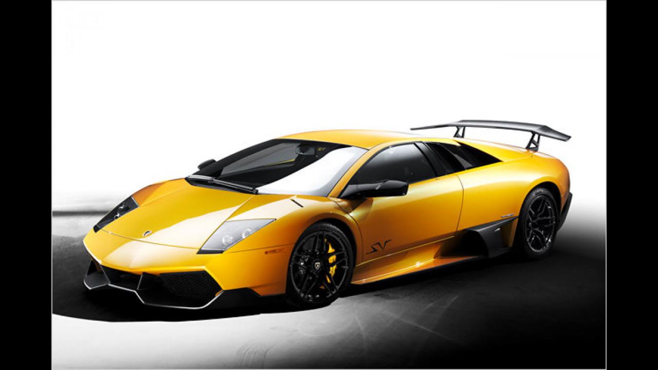 Lamborghini Murciélago LP670-4 SV E-Gear