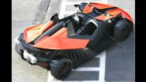 KTM X-Bow: Serienmodell