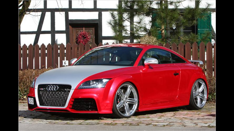 Audi TT RS auf über 500 PS gepusht