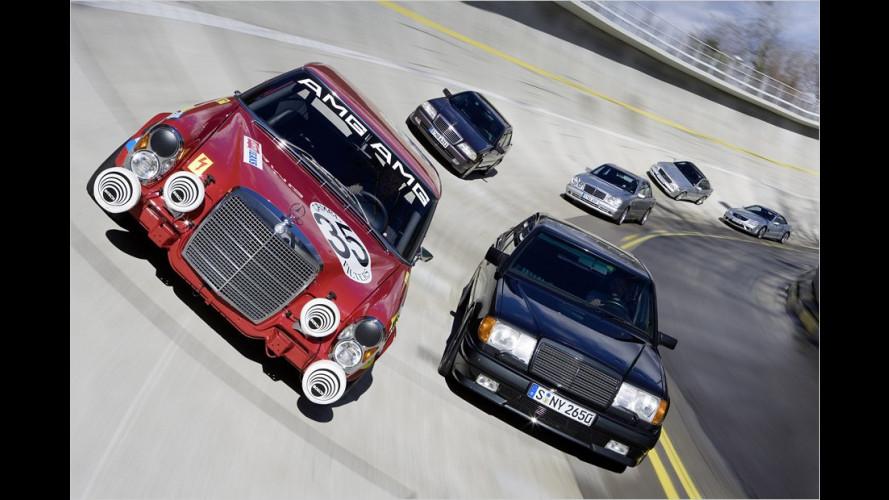 So wird der Mercedes A 45 AMG