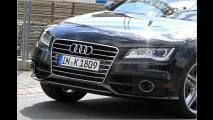Ungetarnter Audi S7