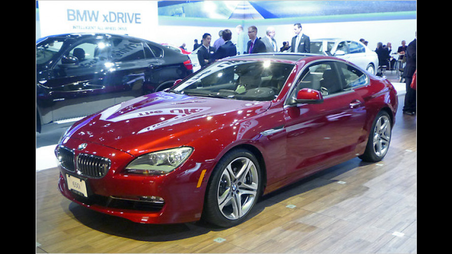 New York International Auto Show 2011: Die Highlights