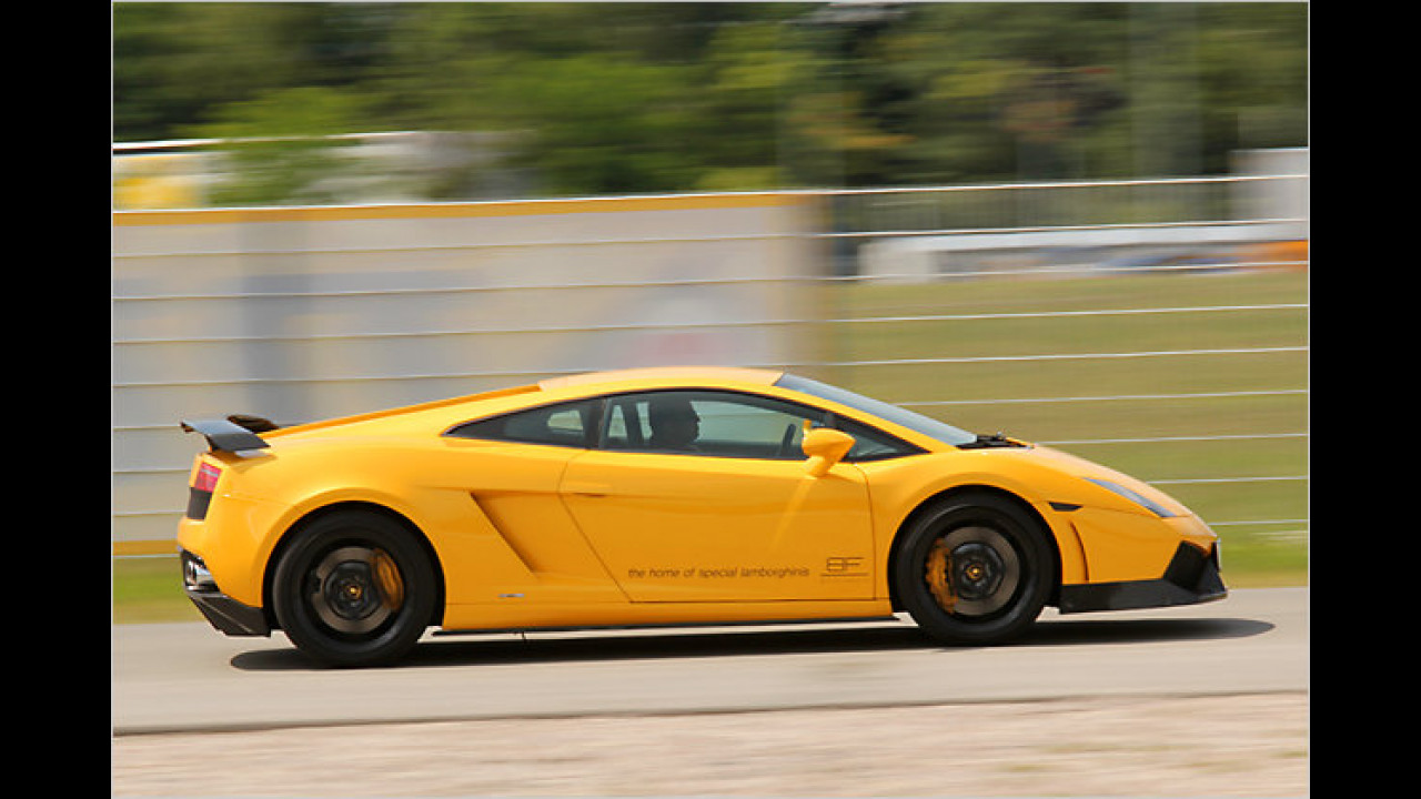 BF-performance Lamborghini Gallardo GT 600
