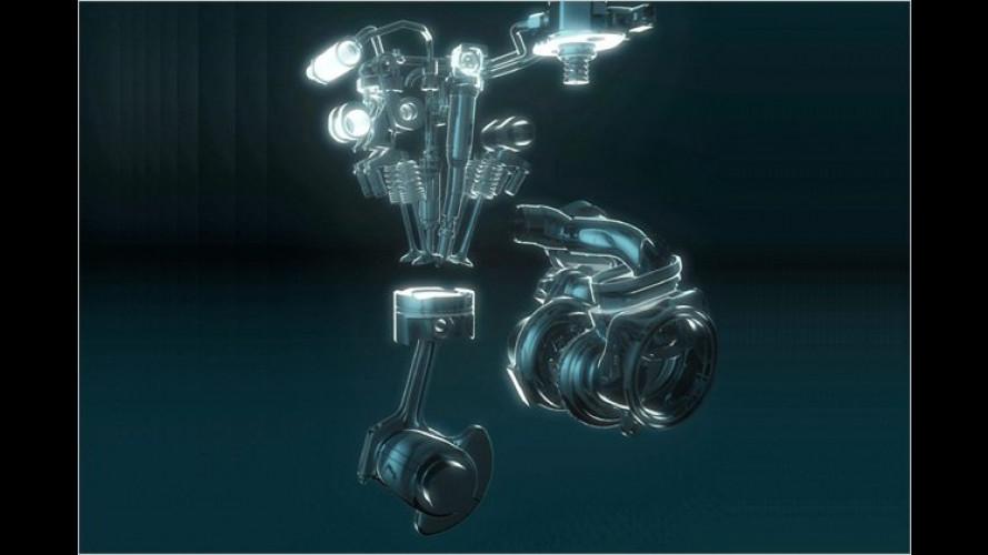 Ausgesaugt: BMW will künftig nur noch Turbos bauen
