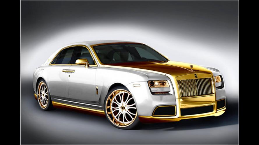 Extrovertiert: Rolls-Royce Ghost von Fenice Milano