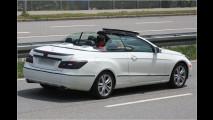 Neu: E-Klasse Cabrio