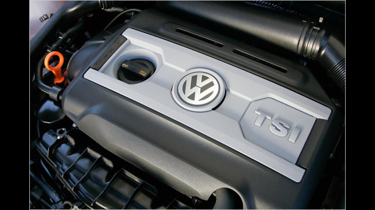 Bester Motor 1,8 Liter bis 2,0 Liter Hubraum