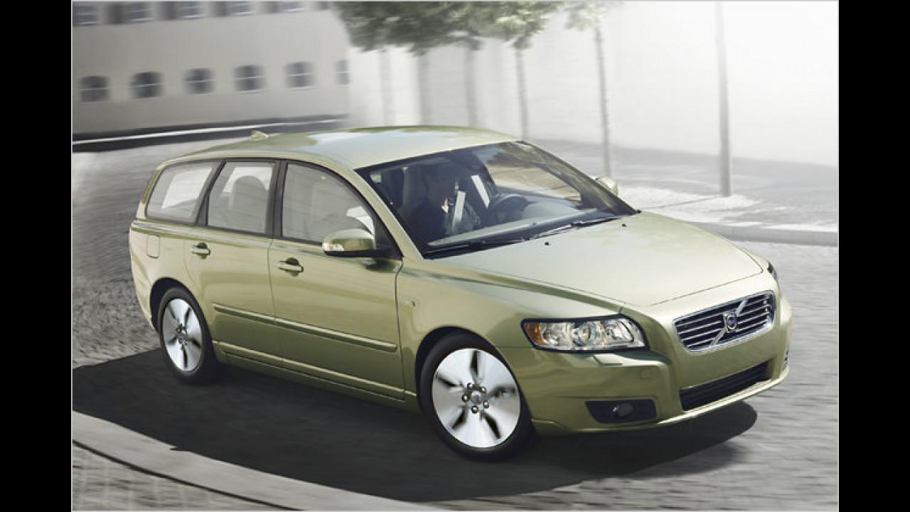 Volvo V50 1.6D DRIVe Start/Stop DPF