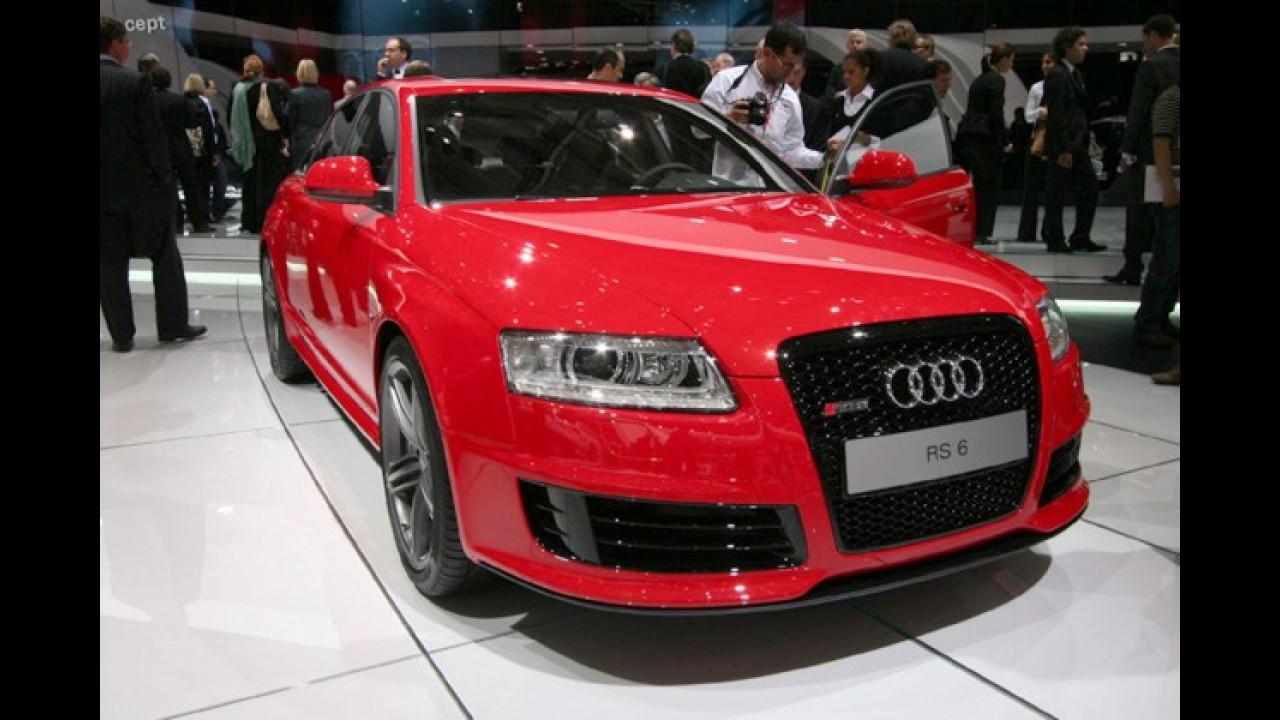 Audi RS6 Limousine