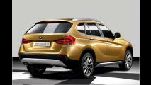 BMW zeigt den neuen X1
