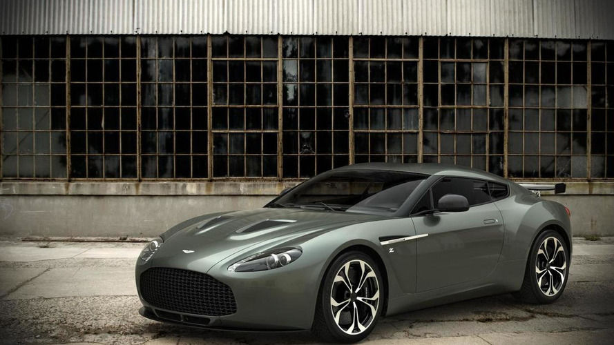 Aston Martin V12 Zagato road-going version revealed for Frankfurt