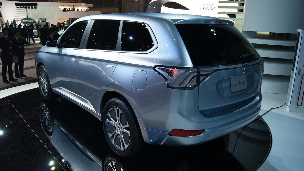 Mitsubishi Concept PX-MiEV II at 2011 Tokyo Motor Show