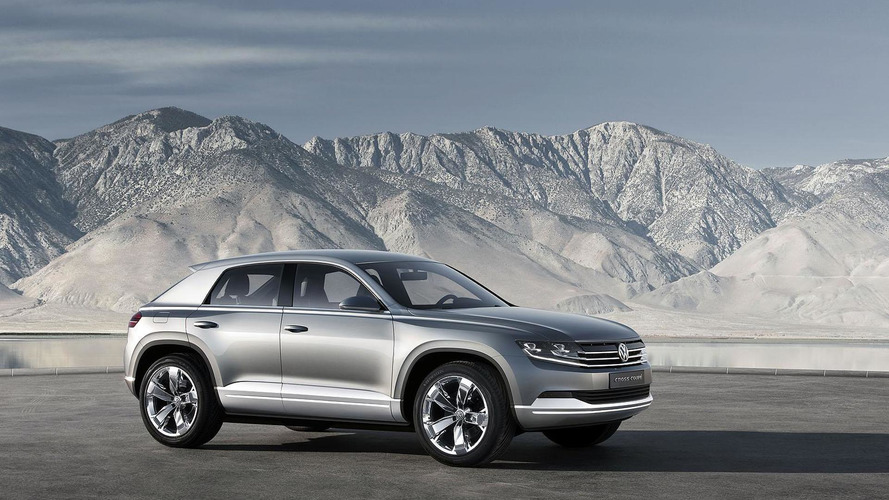 2015 Volkswagen Tiguan could gain hybrid & BlueMotion variants - report