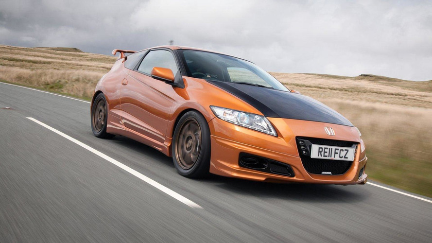 2012 Honda CR-Z iCF Mugen officially announced