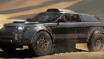 Range Rover Evoque Rally Car - 23.9.2011