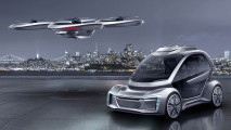 audi pop up next flugauto