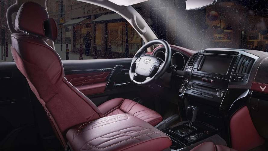 Toyota Land Cruiser by Vilner
