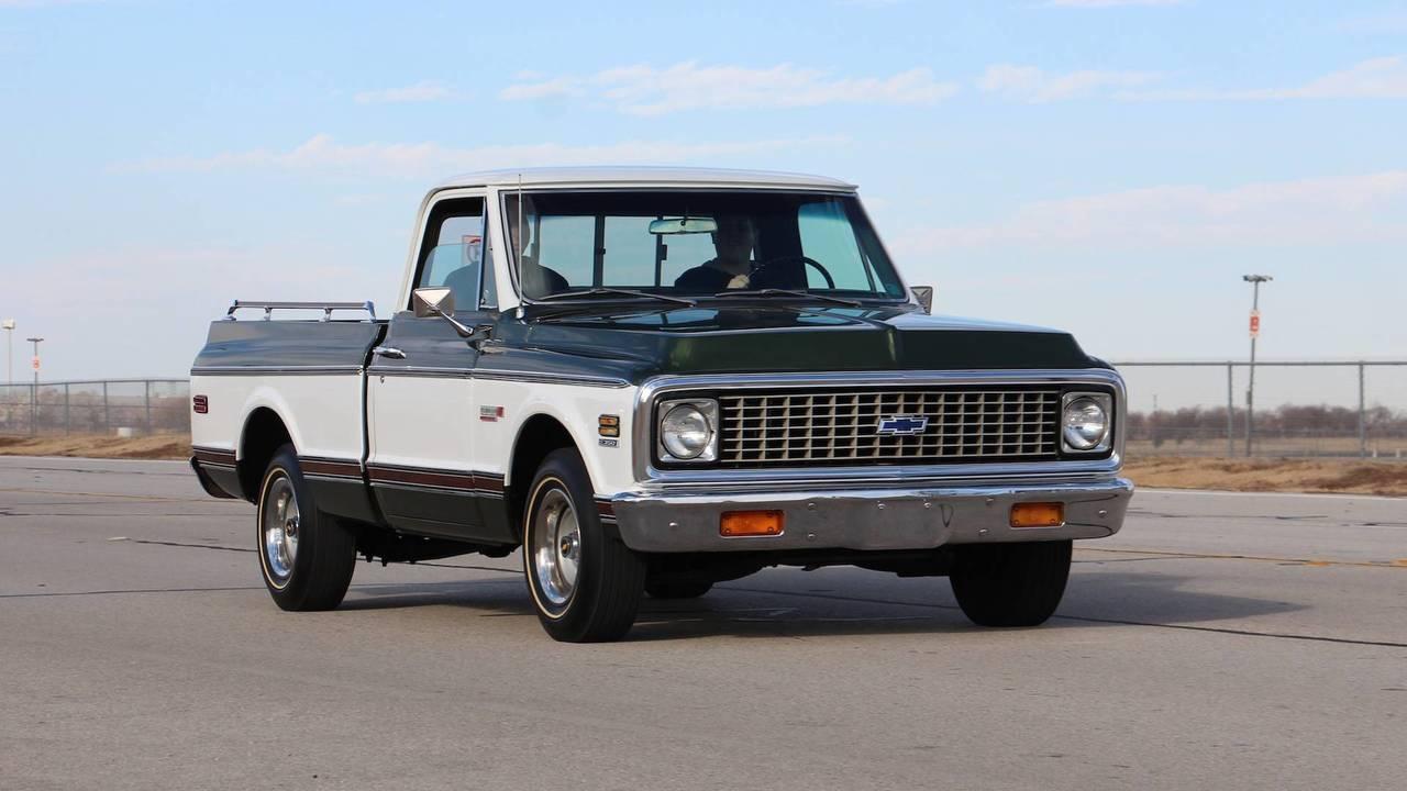 1971 Chevrolet C/10