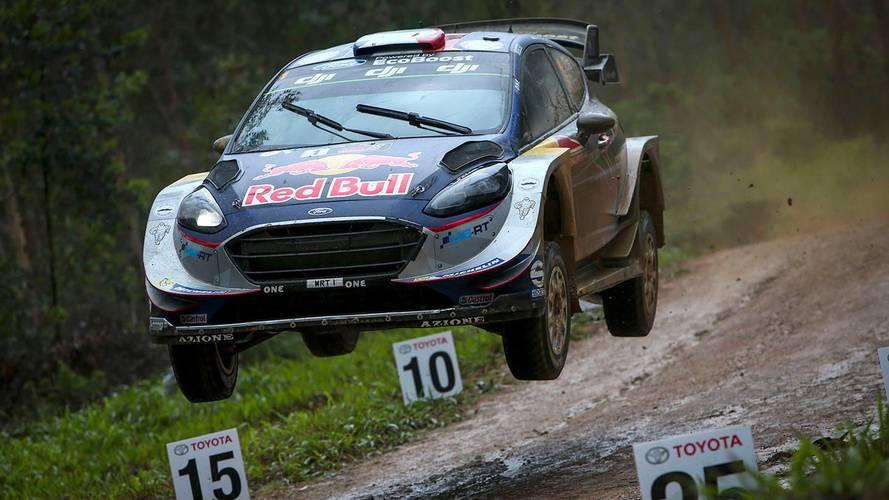 Vídeo: Así felicita el WRC las Navidades
