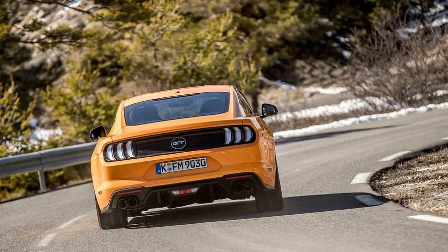 El Mustang GT de Lebanon Ford Performance supera los 2.000 CV