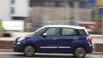 Fiat 500L mit Erdgasantrieb im Test