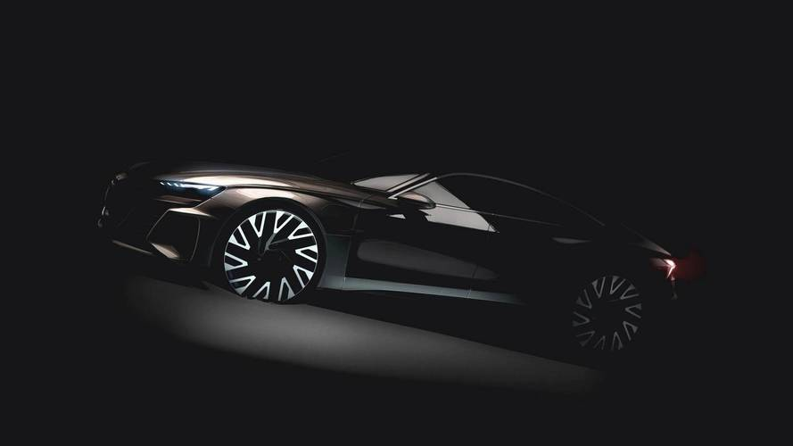 Audi e-tron GT To Debut AT LA Auto Show: 12 New EVs By 2025