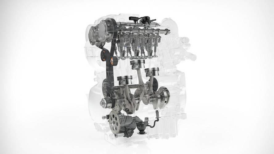 Volvo XC40 yeni 1.5 motor